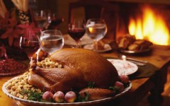 What Are You Thankful For?, Thanksgiving, Thanksgiving meal, thanksgiving turkey and wine, thanksgiving by the fire place