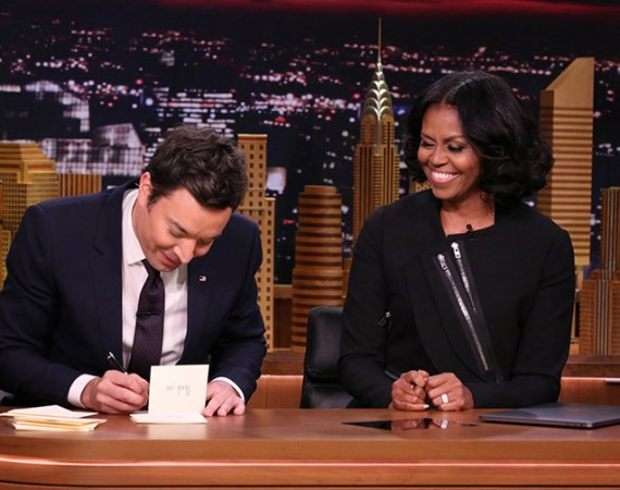 Magic Moments: Golden Globes, Seriously, The Obamas, The Tonight Show Starring Jimmy Fallon - Season 4