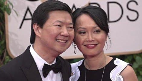 Ken Jeongs Wife Tran Jeong Bio Wiki