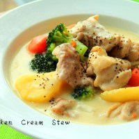 Chicken Cream Stew