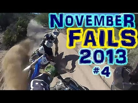 FAIL Compilation 4    November 2013    MonthlyFails