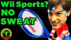 Wii Sports: Fitness FAIL!