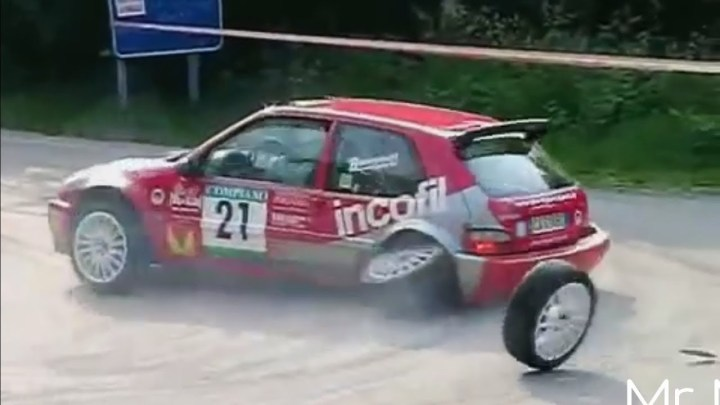 Rally FAILS Compilation – Crazy and WTF scenes | HD