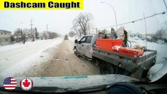 Ultimate North American Cars Driving Fails Compilation – 166 [Dash Cam Caught Video]