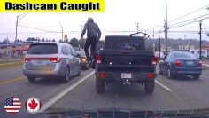 Ultimate North American Cars Driving Fails Compilation – 125 [Dash Cam Caught Video]