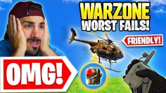 the FUNNIEST Warzone FAIL Compilation! 🤣 (Modern Warfare Warzone)