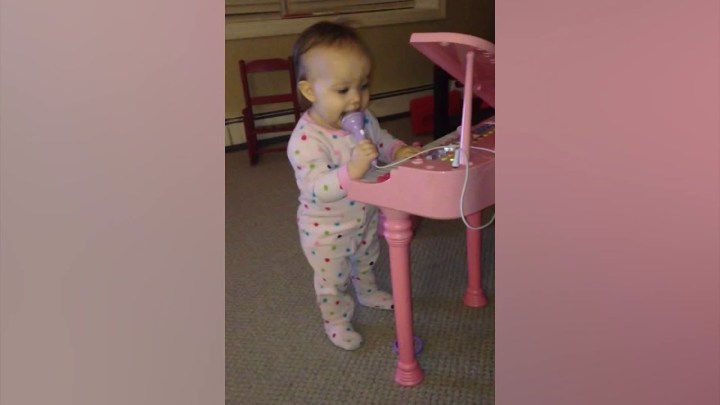 Funny Baby Playing In Action – Cute Baby Videos