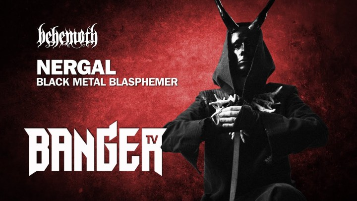 BEHEMOTH'S Nergal Interview on metal as an extreme sport