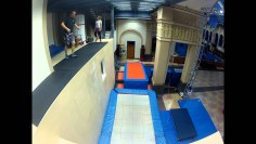 2013 Tramp Wall Extreme Sport Demo: Julien Roberge – Volbeat