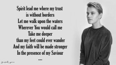 Oceans (Where Feet May Fail) – Hillsong UNITED (Lyrics)