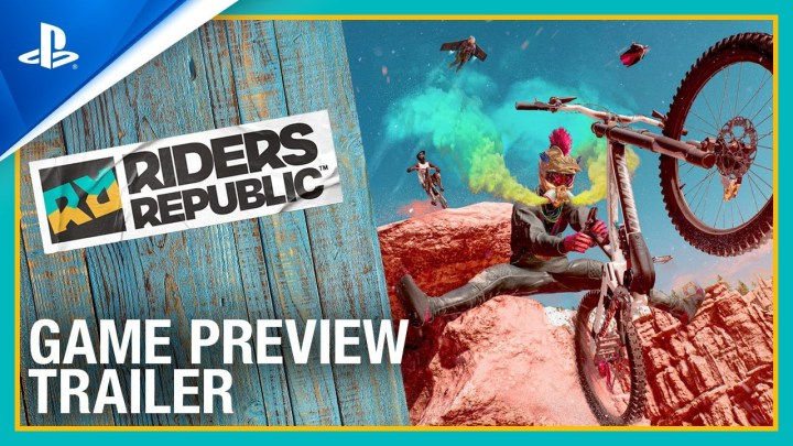 Riders Republic – Game Preview Trailer  | PS4