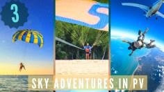 Top 3 SKY activities in Puerto Vallarta   Extreme sport