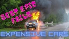 BEST EPIC FAIL COMPILATION EXPENSIVE CARS! NEW APRIL 2021