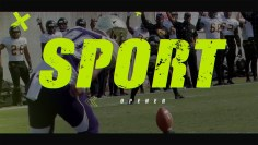 Dynamic Sport Opener (After Effects Template) & Extreme Sport Music