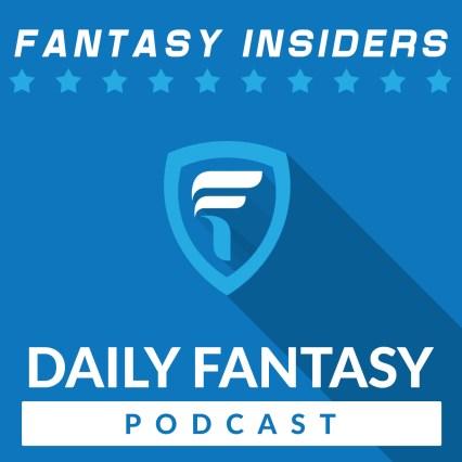 Daily Fantasy Insiders GPP Podcast