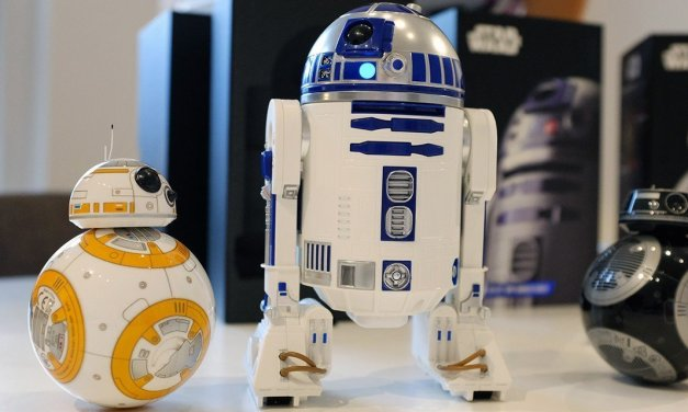 Sphero launches new programmable Star Wars robots – including R2-D2!