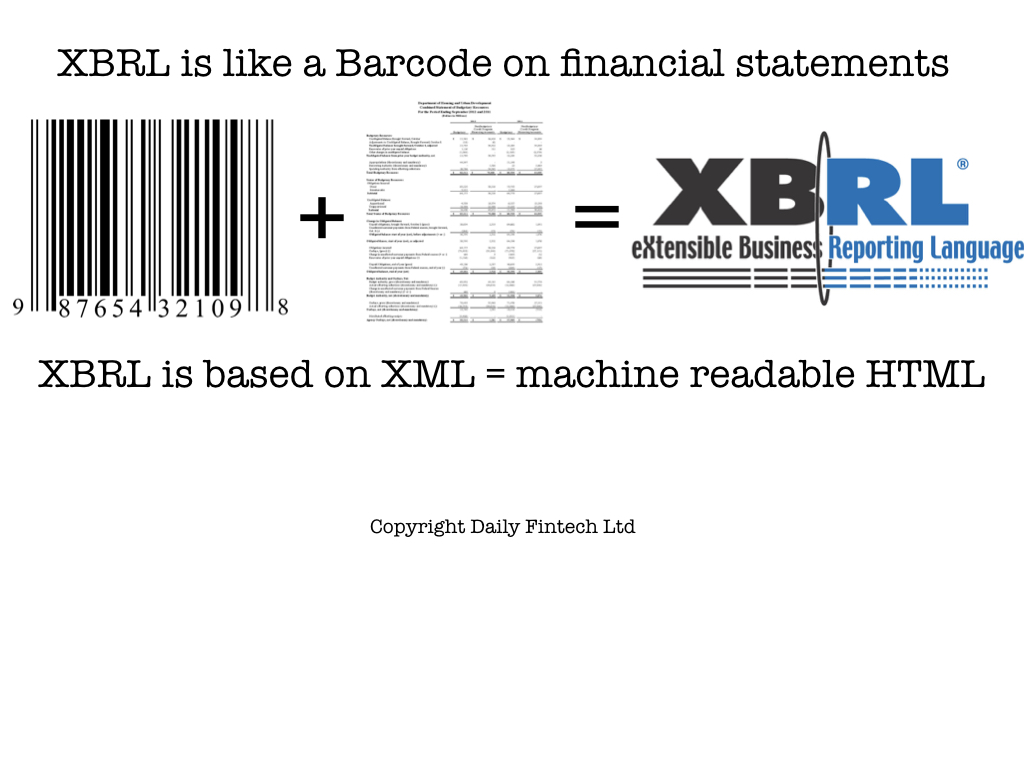 XBRL: digital transformation of reporting, systemic approach to non-financial information and ESAP