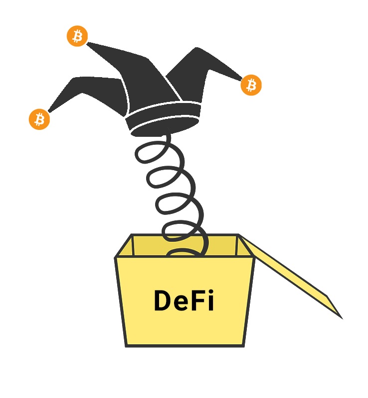 Is Bitcoin driving DeFi or is it the other way around?
