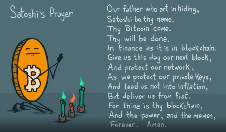Bitcoin Is The First True Religion Of The 21st Century Daily Fintech
