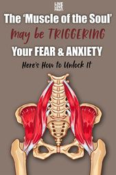 The 'Muscle of the Soul' May Be Triggering Your Fear and Anxiety – Here Are 7 Stretches to Unlock it