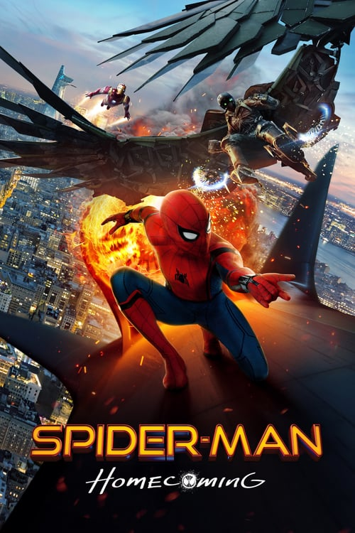 "movie ""Spider-Man: Homecoming"""