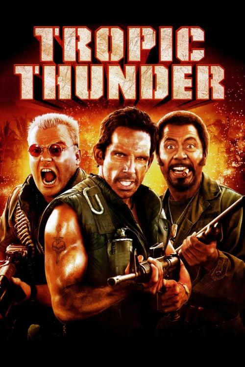 "movie ""Tropic Thunder"""