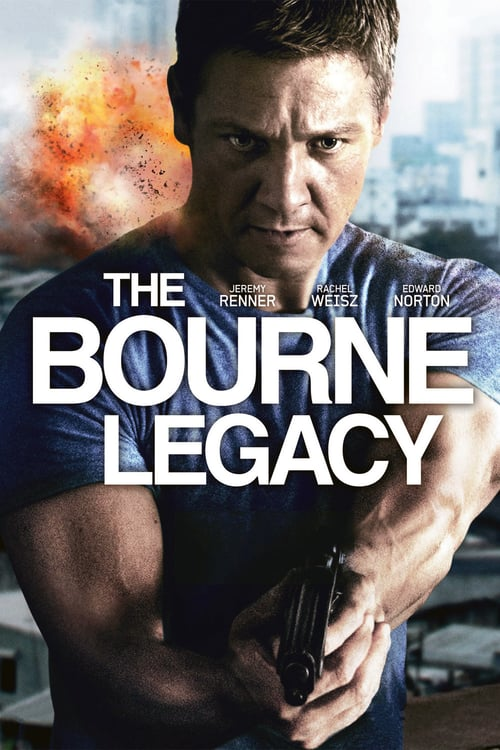 "movie ""The Bourne Legacy"""