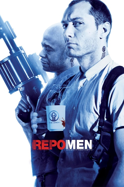 "movie ""Repo Men"""