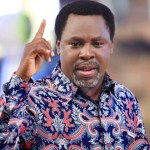 Prophet T.B Joshua Reacts to FG' Decision to reopen worship centres