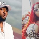 Fans Troll Cynthia Morgan After Davido Announced He Is Changing His Number