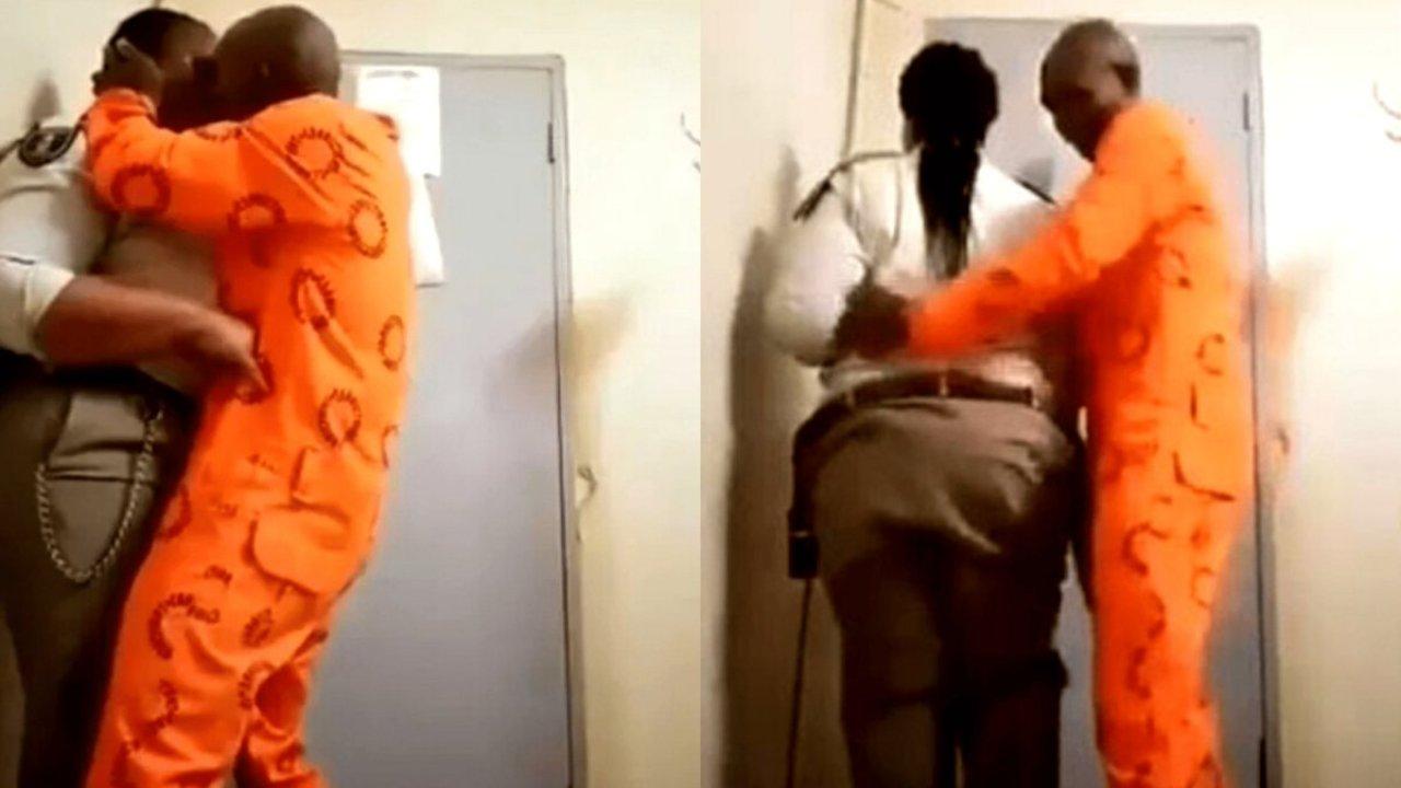 Women in prison sex video clips