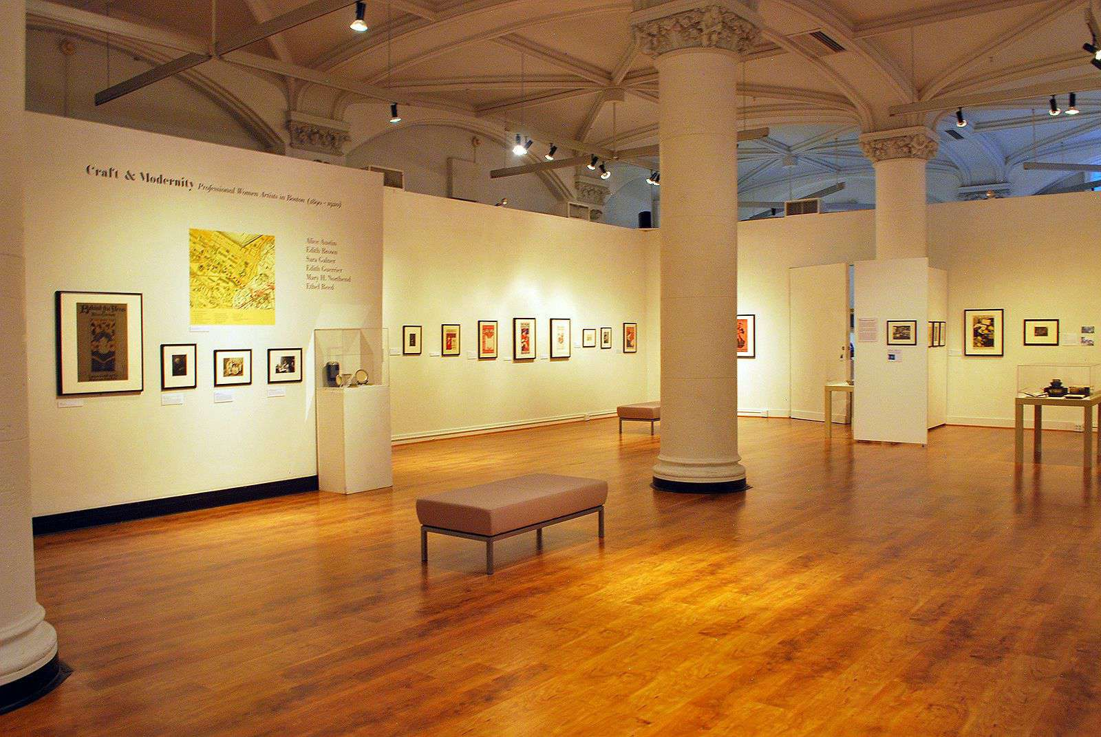Review New Exhibit At Bu Art Gallery Showcases Boston