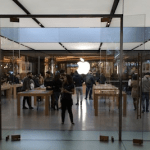 Daily Freier satire Tel Aviv Israel Apple Store Tinder