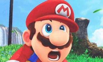 Super Mario Odyssey - (C) Nintendo
