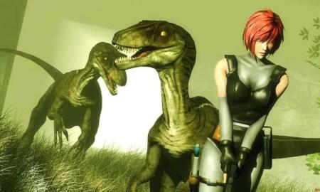 Dino Crisis - (C) Capcom
