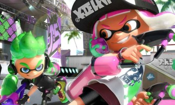 Splatoon 2 - (C) Nintendo