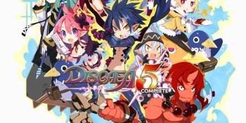 disgaea5