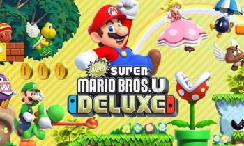 Super Mario Bros. U Deluxe - (C) Nintendo