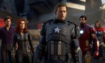 Marvel's Avengers - (C) Crystal Dynamics