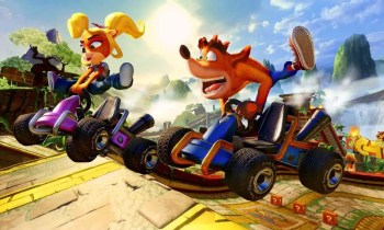 Crash Team Racing Nitro-Fueled - (C) Activision