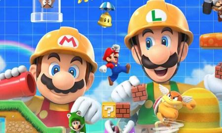 Super Mario Maker 2 - (C) Nintendo