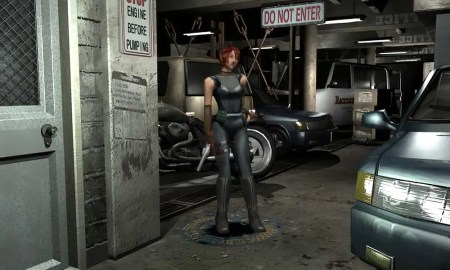 Resident Evil 3 HD (Fan-Made)