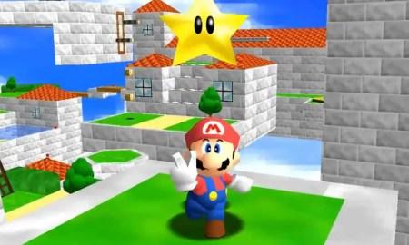 Super Mario 64 - (C) Nintendo