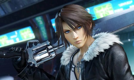 Final Fantasy 8 Remastered - (C) Square Enix