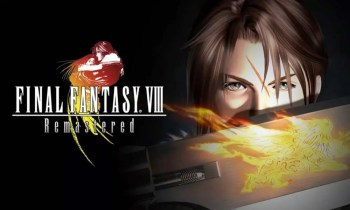 Final Fantasy 8 Remastered - (C) Square Enix