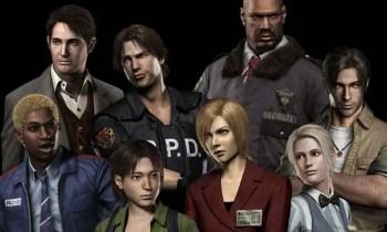 Resident Evil Outbreak - (C) Capcom