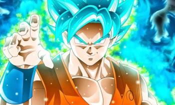 Goku via wallpaperaccess.com
