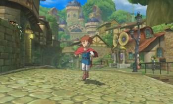 Ni no Kuni: Der Fluch der weißen Königin Remastered - (C) Bandai Namco