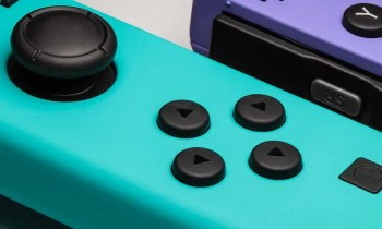 Joy-Con von Nintendo Switch im Zoom - (C) Nintendo