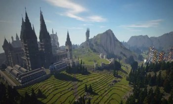 Minecraft: Harry Potter-Mod